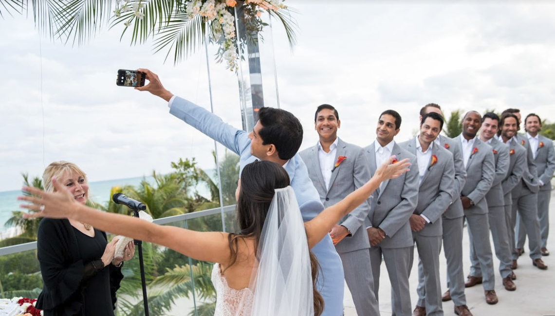 sarah & arvind selfie PS Photography