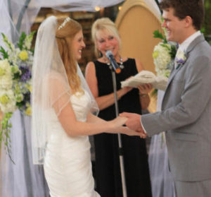 Getting Married in Fort Lauderdale, Florida with Reverend Arlene Goldman