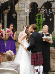 A Scottish Wedding in South Florida