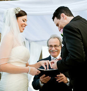 Personalized Wedding Ceremony in Fort Lauderdale, Florida with Reverend Paul Goldman