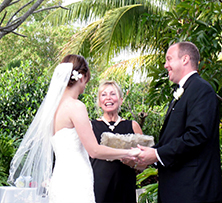 Getting Married in Florida with a Personalized Ceremony by Reverend Arlene Goldman