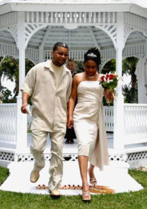 Jumping the Broom an African Wedding Tradition