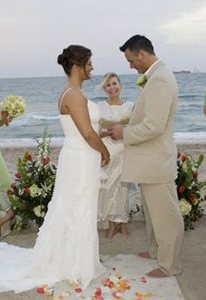 Elopement Ceremony in South Florida is Coronavirus Friendly